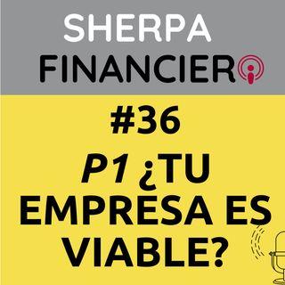 #36 P1 ¿Tu empresa es viable?
