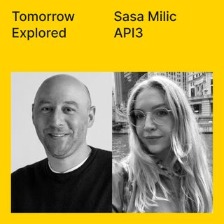 API3 and the DAO-governed model, with Sasa Milic