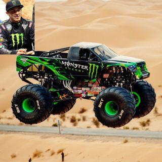 Monster Truck Driver Coty Saucier