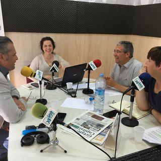 Más Madrid-Compromiso con Getafe, IU e Impulsa debaten en GETAFE RADIO