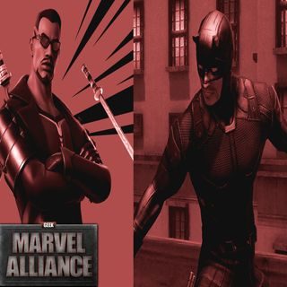 Marvel Video Games We Want : Marvel Alliance Vol. 24