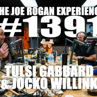 #1391 - Tulsi Gabbard & Jocko Willink