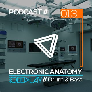 Drum & Bass DJ Mix With Deeplay | Electronic Anatomy Podcast 013