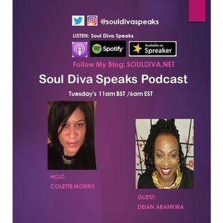 Episode14 Soul Diva Speaks - I Can't Breathe - George Floyd #Blacklivesmatter