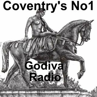 20th February 2020 Godiva Radio playing you Coventry's Greatest Classic Hits from the 1970s.