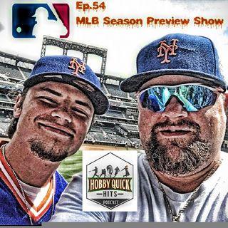 HQH Ep.54 MLB 2021 Season Preview (w/Jordan Newman)
