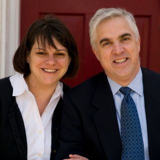 Episode 55: 2X2: We Sponsored the Towson Reception (Marisa Bourgoin and John LeGloahec)