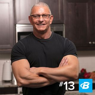 Episode 13: Robert Irvine - Chef, Lifter, Soldier, TV Star
