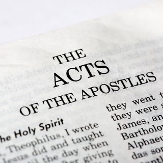 Bible Study Exercise: Acts 11