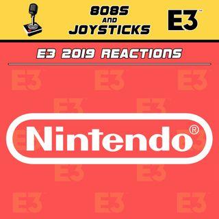 E3 2019: Nintendo Direct
