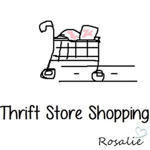 Thrift Store Shopping