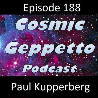 Episode 188 - Paul Kupperberg