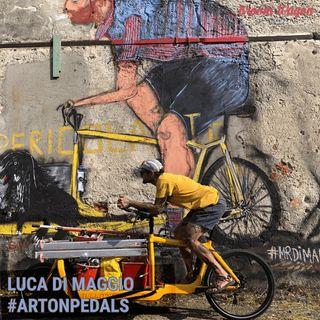 Luca Di Maggio #ARTONPEDALS