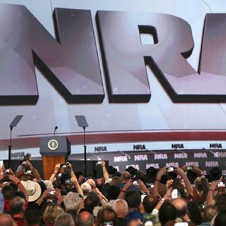 Russian Elites Met W/NRA Execs During 2016 Campaign +