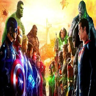 Yousef ( DC ) VS Omar ( Marvel )