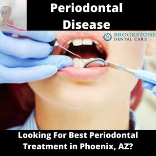 Periodontal Disease: What Type Of Professional Treatments Available?