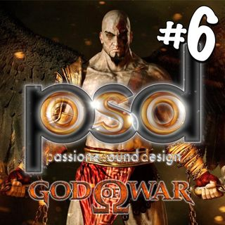 PSD Remastered 06: God Of War