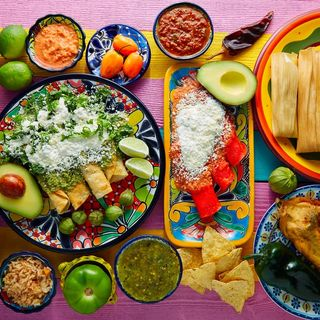 Mexican gastronomy
