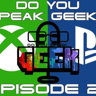 Episode 22 - *SPECIAL GUEST* Dono of the 'Dono and Daddy Show' from YouTube. (Xbox Series X, PS5, Rosario Dawson, GameStop and more!)