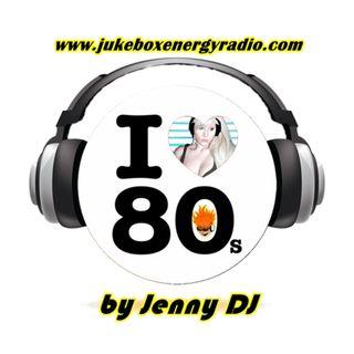 """ENERGY AT FULL POWER"" I LOVE 80s REMIX 70s 80s 90s by JENNY DJ"