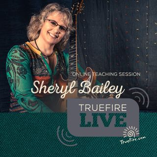Sheryl Bailey - Bebop Guitar Lessons, Q&A, and Performances
