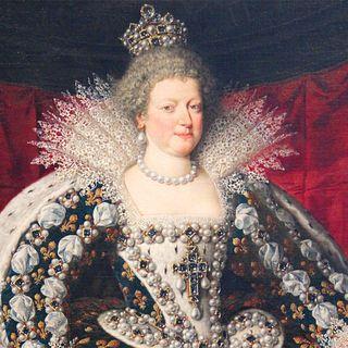 126 - Maria de' Medici: una principessa fiorentina sul Trono di Francia