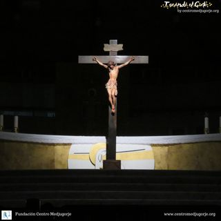 Veneración a la Cruz 29.01.21 por Fray Marinko Sakota