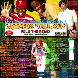Dancers Roll-Out Vol.5 The Remix