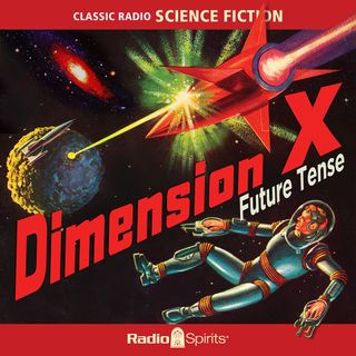 Dimension X - Destination Moon