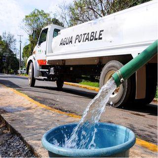 Suspenderán agua en GAM y Azcapotzalco