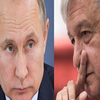 AMLO podría reunirse con presidente ruso