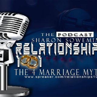 Four Marriage Myths Cont'd