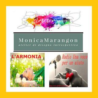 """Punt. straordinaria: """"L'ARMONIA """" con Monica Marangon"""