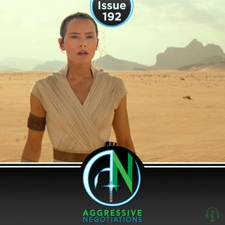 Issue 192: Skywalker Risen