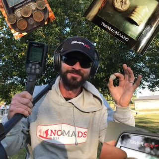 11/24/19 Scott Troeckler: NOMADS, Simplex, Nokta Makro and more,,,
