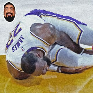 LeBron James fora dos Lakers; Jokic ou Emiid, quem será o MVP da NBA? - Na Tábua #38