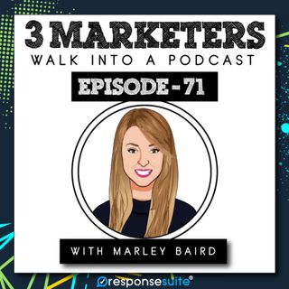 071: How To Create YouTube Content That Sells [Marley Baird]