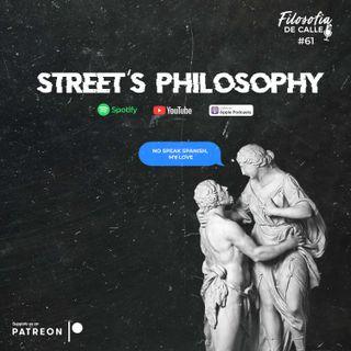 061. STREET'S PHILOSOPHY