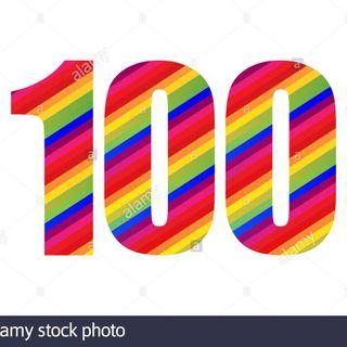 Episode 100 - Robbie.G Show 100th Episode!