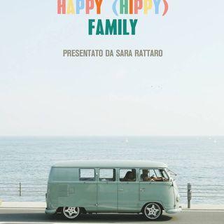 Recensioni di libri - 'Happy (hippy) family' di Stefania Nascimbeni