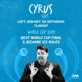 Ep. 400: Best World Cup Final & Bizarre ICC Rules