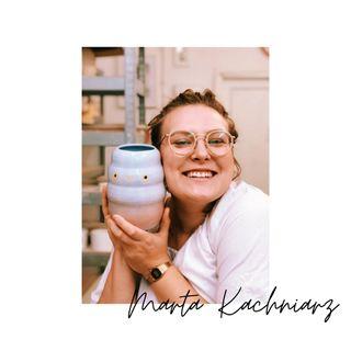 #1. Marta Kachniarz - Trzask Ceramics