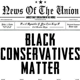 White Conservatives Ask Where Were the Black Conservatives