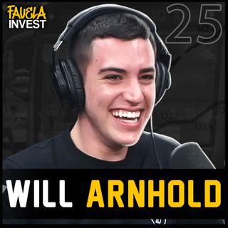 WILL ARNHOLD - Favela Invest #25