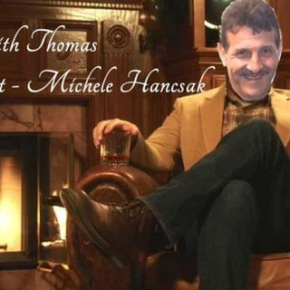 An evening with Thomas: Michele Hancsak