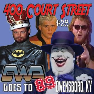 400 Court Street - CWA's 1989 warm weather run in Kentucky