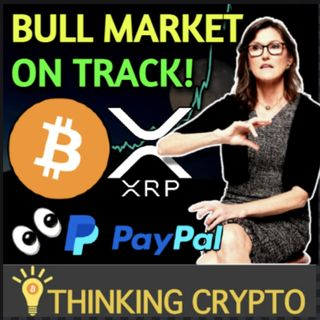 Whales Buy The Bitcoin Dip - Cathie Wood BTC $500K - Ripple Bank of Egypt - Federal Reserve Crypto - PayPay Bitcoin De
