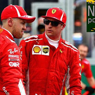 18: e231 - It was more Snowman than Iceman | The NR F1 Podcast