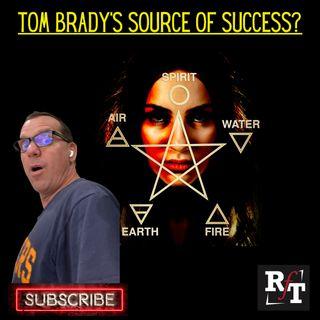 Tom Brady's Sorcery Of His Success? - 6:21:21, 6.47 PM