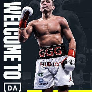 Huge Boxing News!! GGG Gennady Golovkin Sign's A 6-Fight 3 Year Deal With DaznUSA